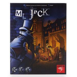 Мистер Джек В Лондонге